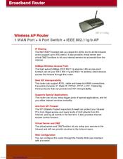 Edimax BR-6114Wg Wireless Router Windows 7