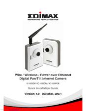 Edimax IC-1520DP Network Camera XP