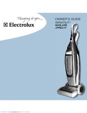 electrolux el8502 owner s manual pdf download rh manualslib com Electrolux Pronto 2 in 1 Charger Electrolux Upright Vacuum