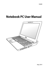 Asus G53SX-DH71 Manual