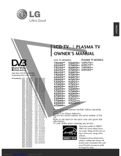 LG 42LH30 Series Owner's Manual
