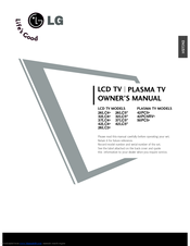 LG 32LC41 Owner's Manual