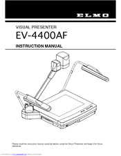 elmo ev 4400af manuals rh manualslib com