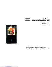 ematic em200vid manuals rh manualslib com