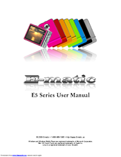 Ematic EM524CAM User Manual