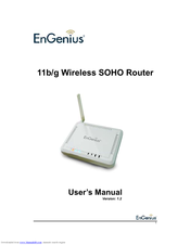 EnGenius ESR1221 EXT Router Driver Windows