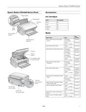 epson stylus cx4450 printer manual
