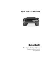 EPSON STYLUS CX7450 PRINTER DRIVER