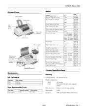 epson stylus c62 manuals rh manualslib com Epson Stylus NX420 epson stylus c62 service manual