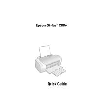 epson stylus c88 quick manual pdf download rh manualslib com epson stylus c88 service manual epson c88 manual pdf