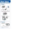 Epson R200 - Stylus Photo Color Inkjet Printer Start Here Manual