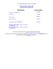 epson powerlite home cinema 6100 manuals rh manualslib com Epson PowerLite X12 Epson PowerLite 1761W