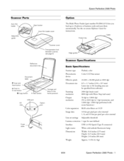 Epson 2580 - Perfection PHOTO User Manual