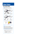 Epson 2580 - Perfection PHOTO Quick Start Manual