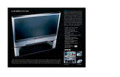 Epson Livingstation LS47P1 Specifications