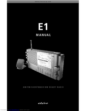 Eton e1 manual monitoring times.