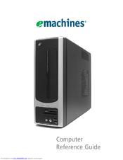 emachines el1210 manuals rh manualslib com eMachines Owner's Manual eMachines Keyboard Manual