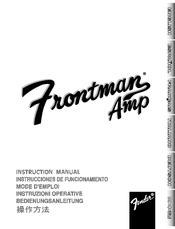 Fender Frontman 15G Manuals