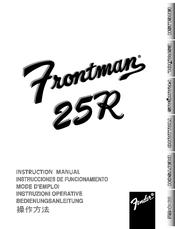Fender frontman-25b sch service manual download, schematics.