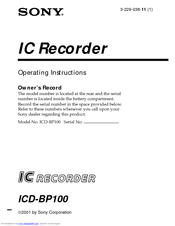 IC RECORDER ICD BP100 WINDOWS 8 X64 DRIVER DOWNLOAD