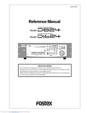 fostex d 824 manuals rh manualslib com User Manual User Manual