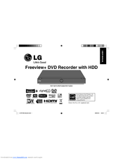 lg rht497h manuals rh manualslib com lg dvd recorder rht497h manual lg rht497h user manual