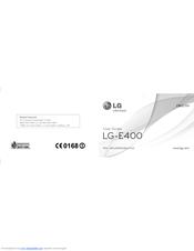 lg e400 manuals rh manualslib com lg e400 manual lg l3 manual