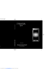 LG Prada User Manual