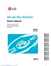 LG BH12LS30 Blu-Ray Burner Drivers for Windows 7