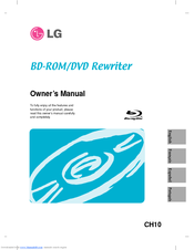 LG CH10LS20 Owner's Manual