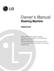 lg wm0532hw manuals rh manualslib com WM0532HW Capacity WM0532HW Capacity