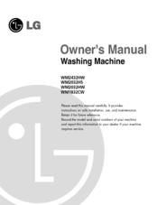 lg wm2032hw manuals rh manualslib com LG Washer WM2050C LG WM2010CW Manual