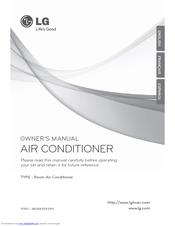 LG LSN090HE Owner's Manual