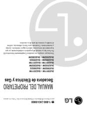 lg dle2532w manuals rh manualslib com LG Dryer Problems LG Sensor Dryer Manual DLG2102W