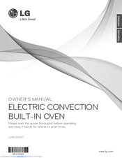 LG LSWS305ST Owner's Manual