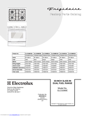 frigidaire gallery glcs389e factory parts catalog pdf download rh manualslib com