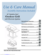 Frigidaire FD26LKEC Use & Care Manual