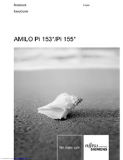 Fujitsu Siemens Computers AMILO Pi 1536 Manuals
