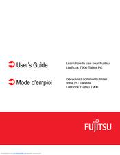 Lifebook fujitsu u1010 инструкция руководство