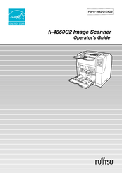 Fujitsu 4860C - fi - Document Scanner Operator's Manual