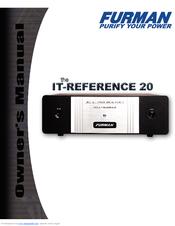 furman it reference 20 manuals rh manualslib com Clip Art User Guide User Training