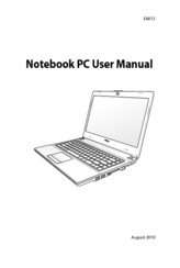 Drivers for Asus U31JG Notebook AI Recovery