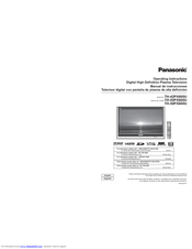 panasonic th 58px600u manuals rh manualslib com panasonic th-58px600u service manual panasonic th-58px600u service manual