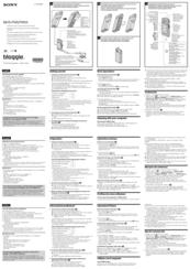 sony bloggie mhs pm5 manuals rh manualslib com Sony Bloggie MHS-PM5 Manual Sony Bloggie MHS-PM5 Manual