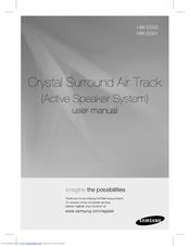 samsung hw e550 user manual pdf download rh manualslib com  samsung hw d550 manual