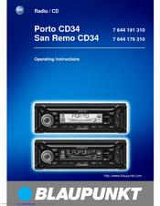 blaupunkt porto cd34 manuals rh manualslib com iPad User Guide Instruction Manual Example