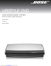 bose lifestyle 48 series iv manuals rh manualslib com Bose Lifestyle 35 Series IV bose lifestyle 48 series iii manual