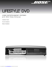 bose lifestyle 18 system manual