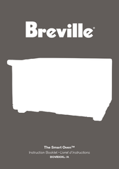 Breville The Smart Oven Bov800xl A Manuals