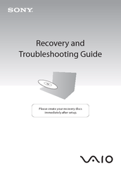 Sony VPCL12M1E/S Troubleshooting Manual